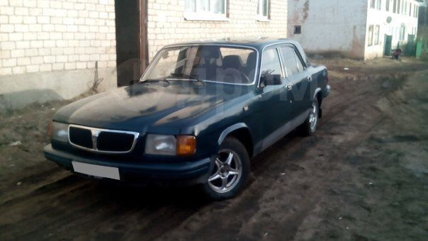 ГАЗ 3110 Волга, 2000 год, 10 000 руб.