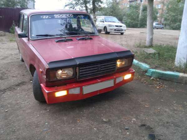 Лада 2107, 1997 год, 26 000 руб.