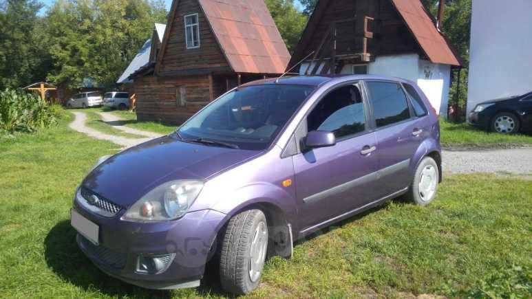 Ford Fiesta, 2007 год, 295 000 руб.