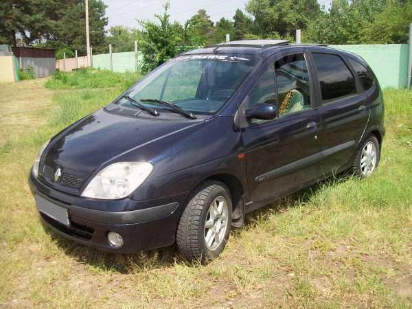Renault Scenic, 2000 год, 195 000 руб.