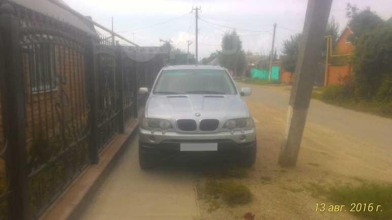 BMW X5, 2004 год, 490 000 руб.