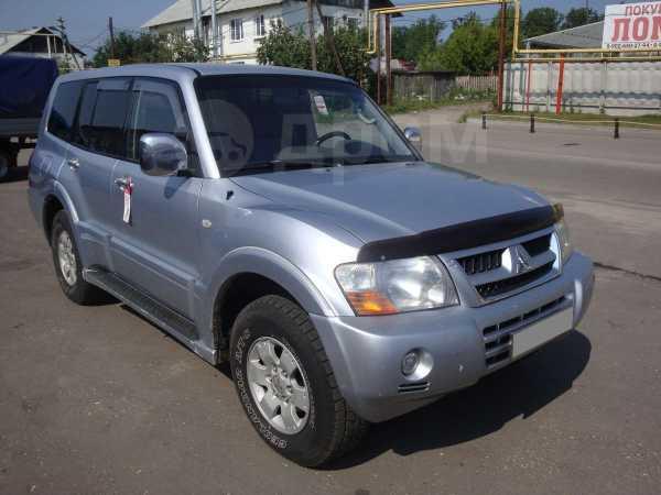 Mitsubishi Pajero, 2003 год, 577 500 руб.
