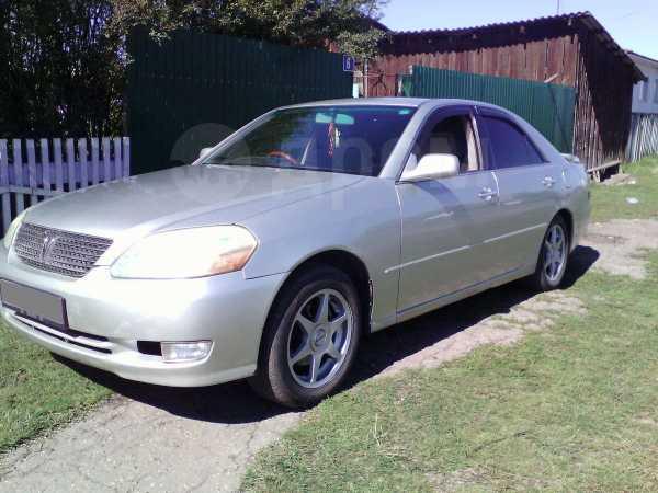 Toyota Mark II, 2002 год, 333 000 руб.