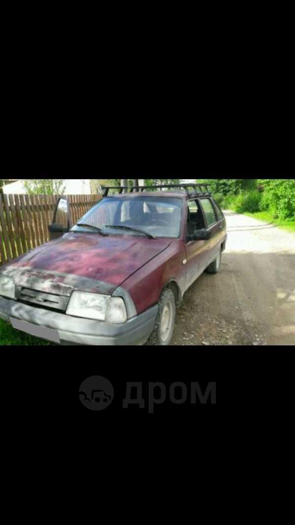 ИЖ 2126 Ода, 2002 год, 15 000 руб.