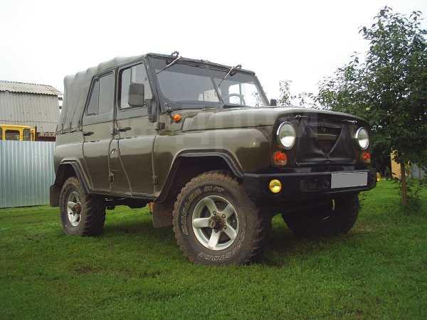УАЗ 469, 1976 год, 185 000 руб.