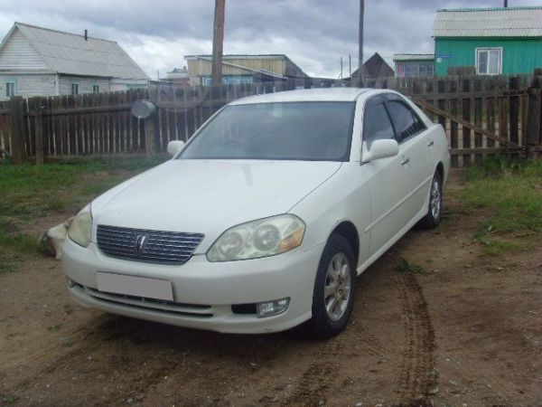 Toyota Mark II, 2001 год, 380 000 руб.