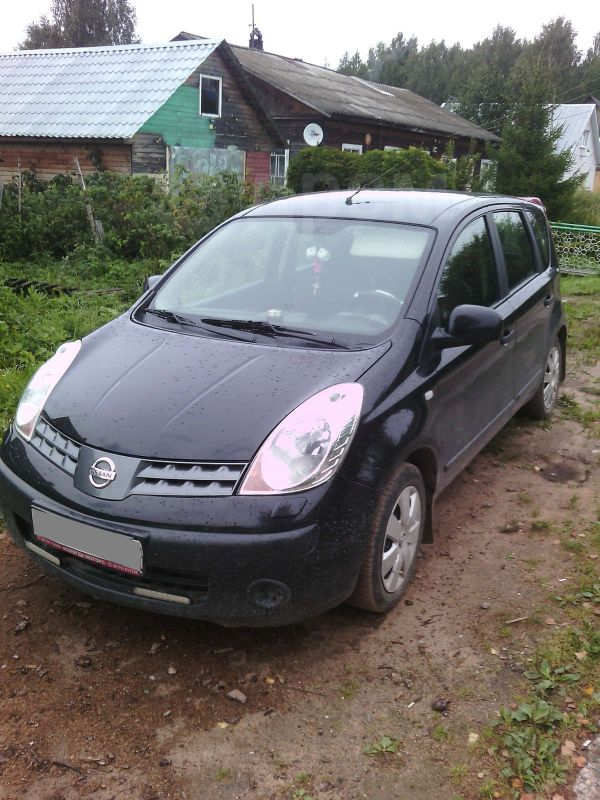 Nissan Note, 2007 год, 230 000 руб.