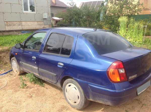 Renault Symbol, 2001 год, 130 000 руб.