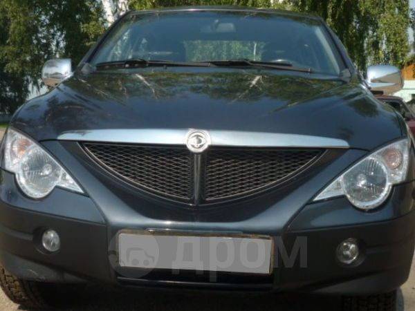 SsangYong Actyon Sports, 2009 год, 550 000 руб.