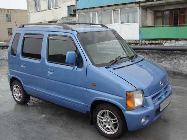 Suzuki Wagon R Wide, 1998 год, 138 000 руб.