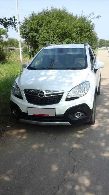 Opel Mokka, 2013 год, 950 000 руб.