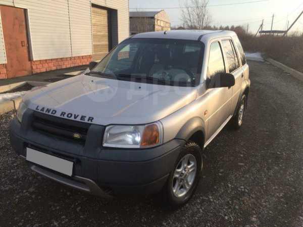 Land Rover Freelander, 1999 год, 410 000 руб.