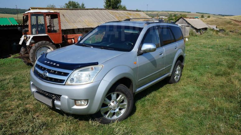 Great Wall Hover, 2007 год, 365 000 руб.