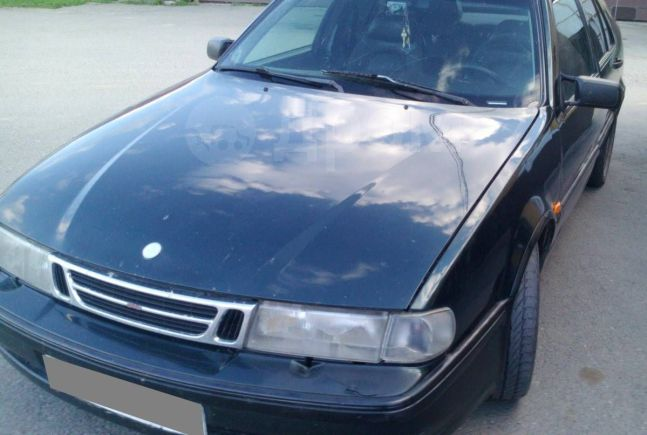 Saab 9000, 1997 год, 130 000 руб.