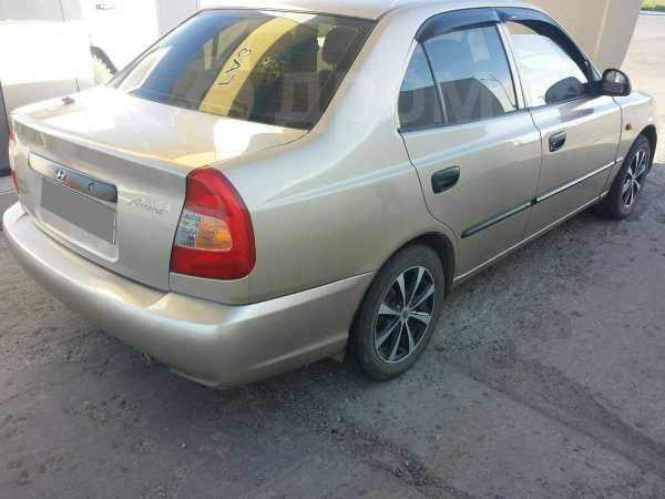 Hyundai Accent, 2005 год, 215 000 руб.
