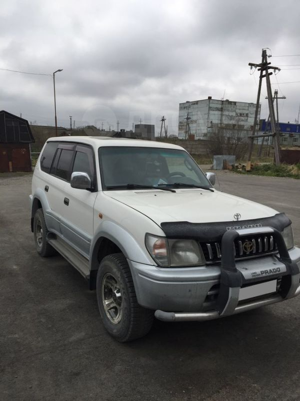 Toyota Land Cruiser Prado, 1996 год, 585 000 руб.