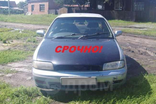 Nissan Bluebird, 1992 год, 55 000 руб.