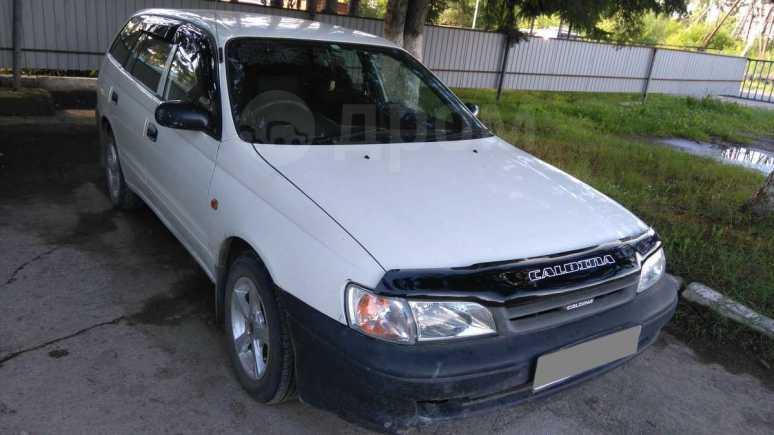 Toyota Caldina, 1999 год, 140 000 руб.