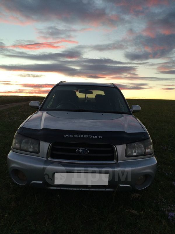 Subaru Forester, 2002 год, 375 000 руб.