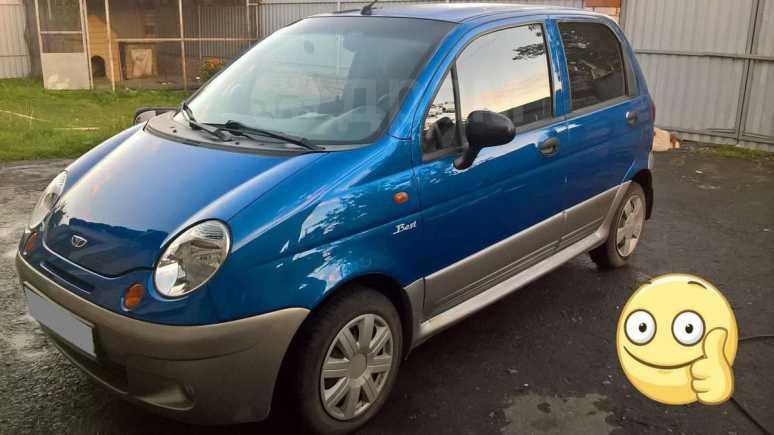 Daewoo Matiz, 2013 год, 250 000 руб.