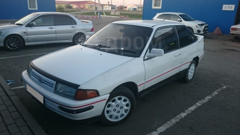 Ford Laser, 1989 год, 35 000 руб.