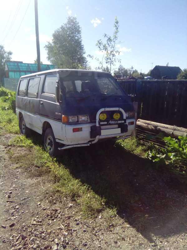 Mitsubishi Delica, 1989 год, 70 000 руб.