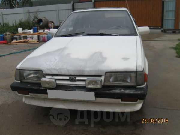 Subaru Leone, 1988 год, 63 000 руб.