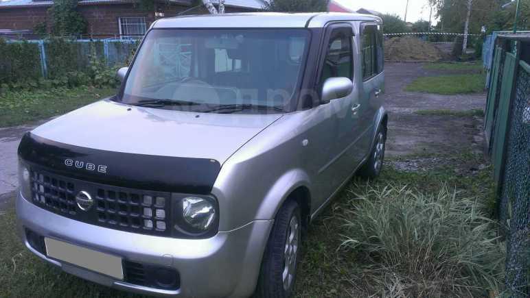 Nissan Cube, 2003 год, 235 000 руб.