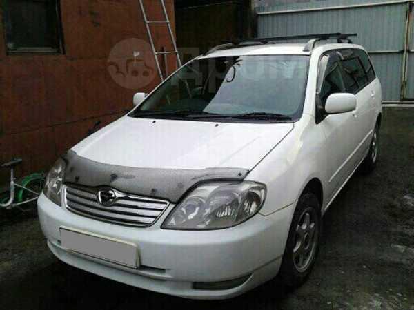 Toyota Corolla Fielder, 2004 год, 377 000 руб.