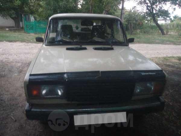 Лада 2107, 1992 год, 35 000 руб.