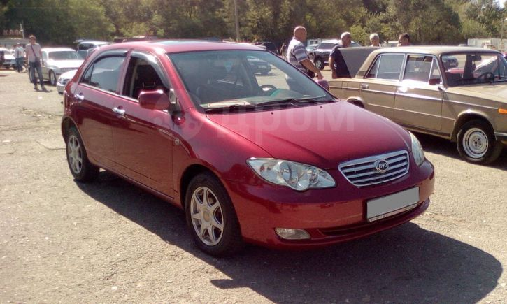 BYD F3, 2009 год, 249 000 руб.