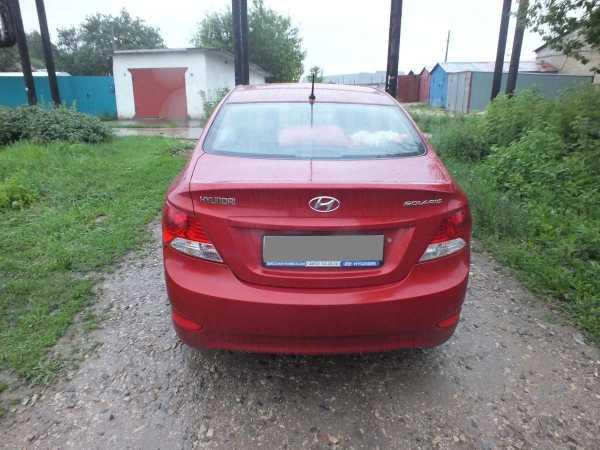 Hyundai Solaris, 2012 год, 355 000 руб.