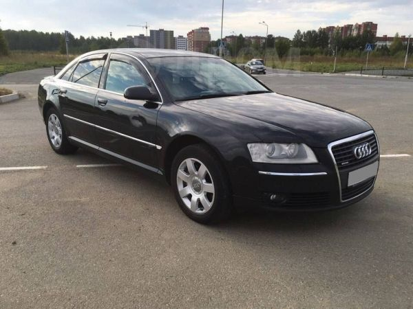 Audi A8, 2007 год, 735 000 руб.