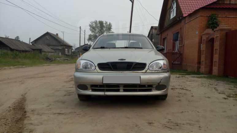 Chevrolet Lanos, 2005 год, 70 000 руб.