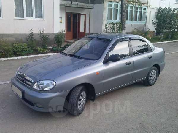 Chevrolet Lanos, 2010 год, 210 000 руб.