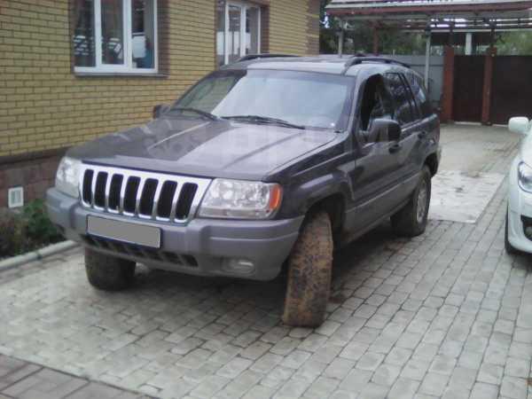 Jeep Grand Cherokee, 2002 год, 330 000 руб.
