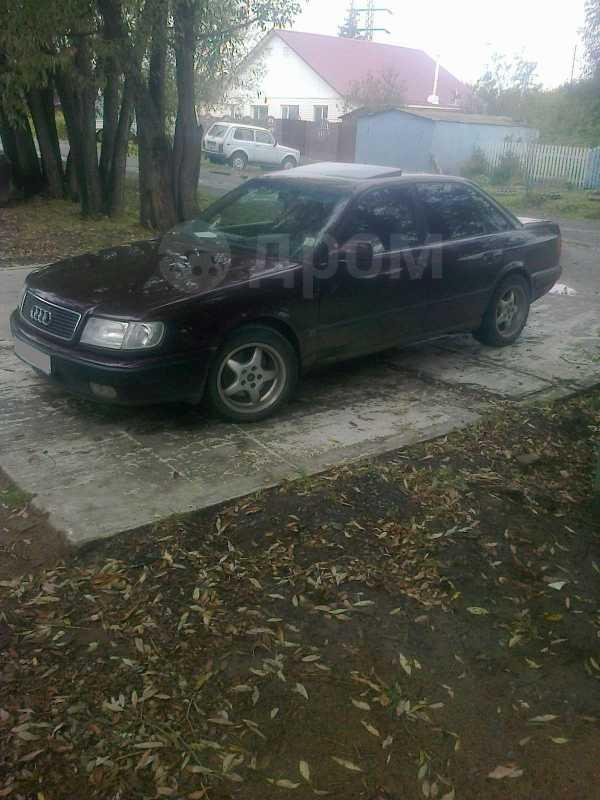 Audi 100, 1992 год, 220 000 руб.