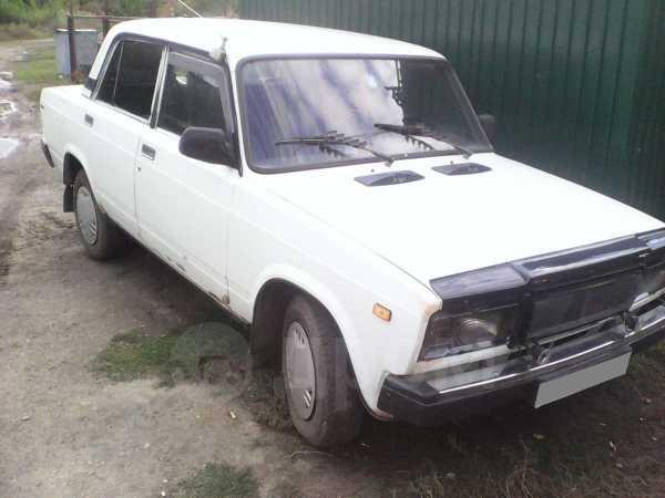 Лада 2107, 1995 год, 35 000 руб.