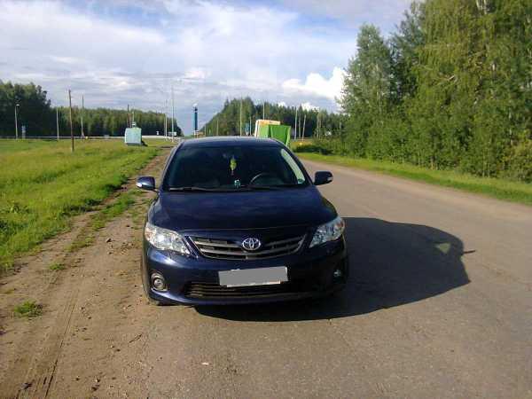 Toyota Corolla, 2010 год, 555 000 руб.