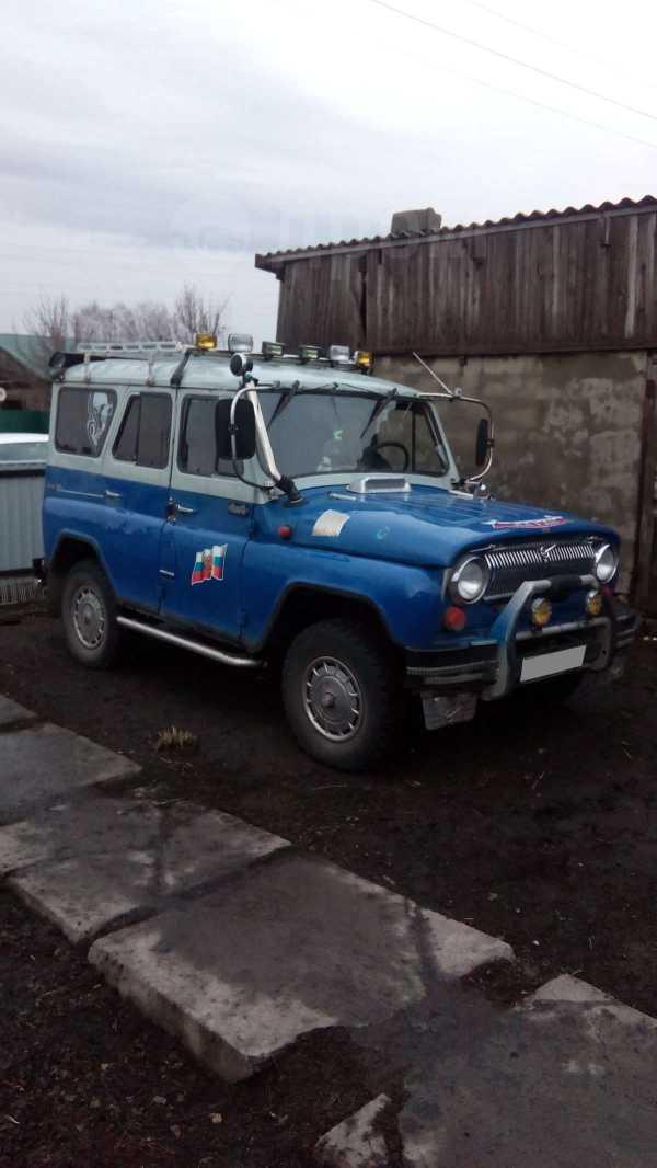 УАЗ 3151, 1995 год, 135 000 руб.