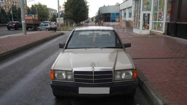Mercedes-Benz 190, 1985 год, 249 999 руб.