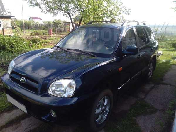 Hyundai Santa Fe, 2008 год, 600 000 руб.