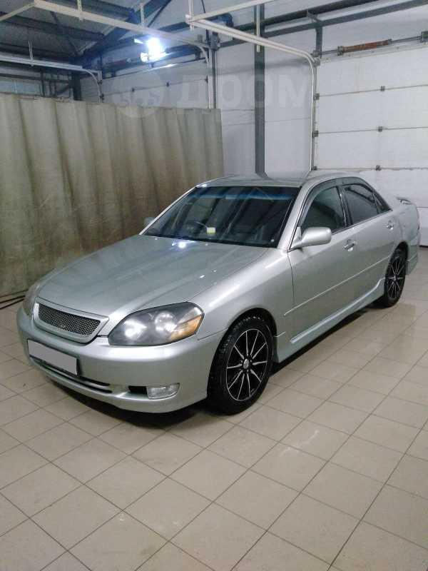 Toyota Mark II, 2001 год, 605 000 руб.