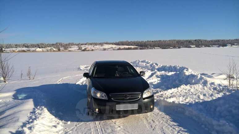 Chevrolet Epica, 2010 год, 390 000 руб.