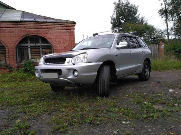 Hyundai Santa Fe, 2003 год, 400 000 руб.