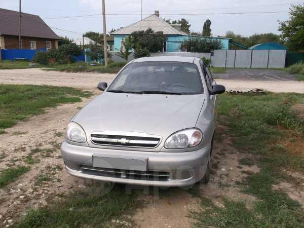 Chevrolet Lanos, 2006 год, 149 000 руб.