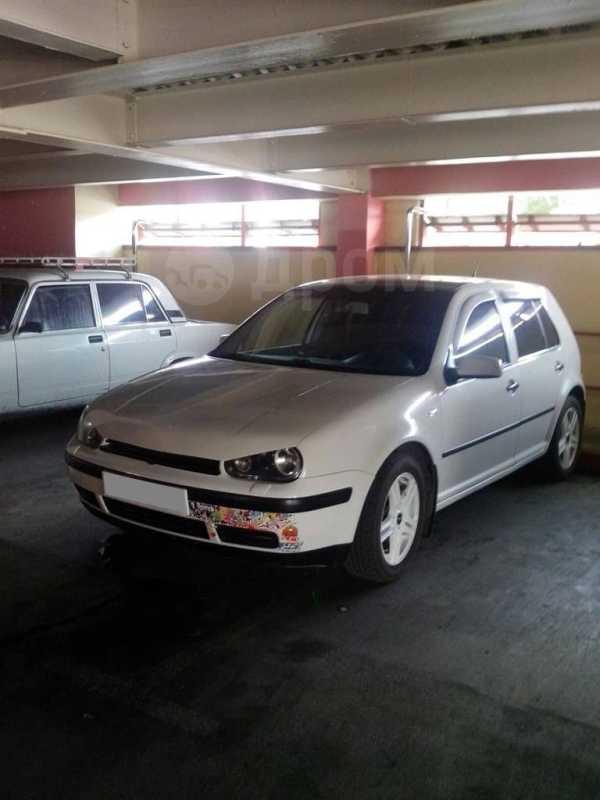 Volkswagen Golf, 2001 год, 255 000 руб.
