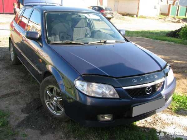 Mazda 323F, 2001 год, 250 000 руб.