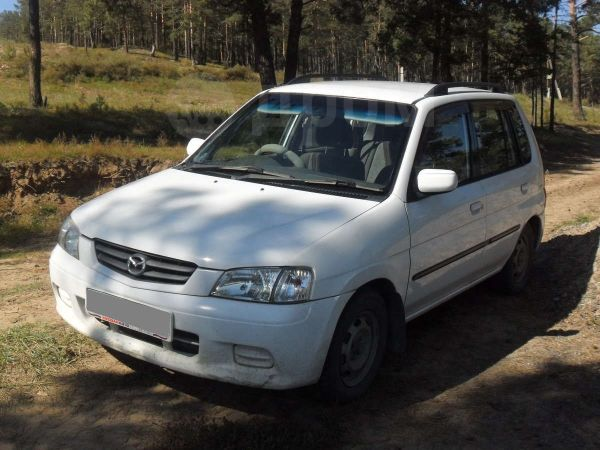 Mazda Demio, 2001 год, 130 000 руб.