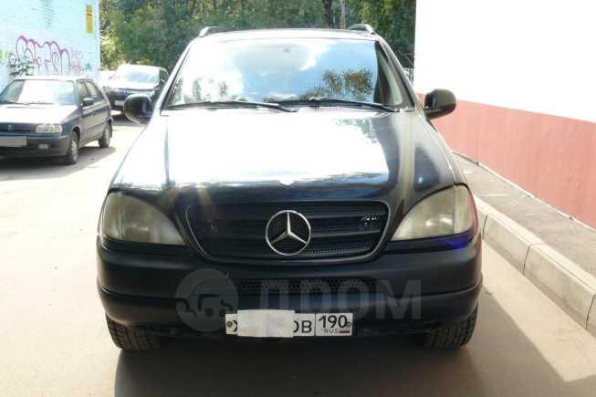 Mercedes-Benz M-Class, 1998 год, 365 000 руб.